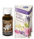 Ajurvédske prírodné masážne oleje-Krása kvetiny