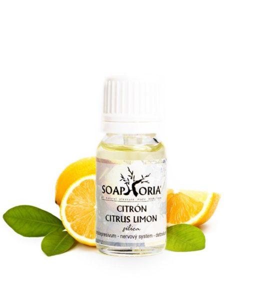 citron-silica