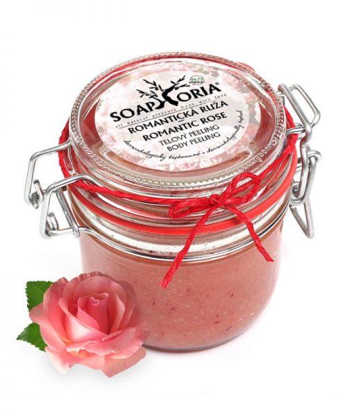 romanticka-ruza-organicky-solny-telovy-peeling