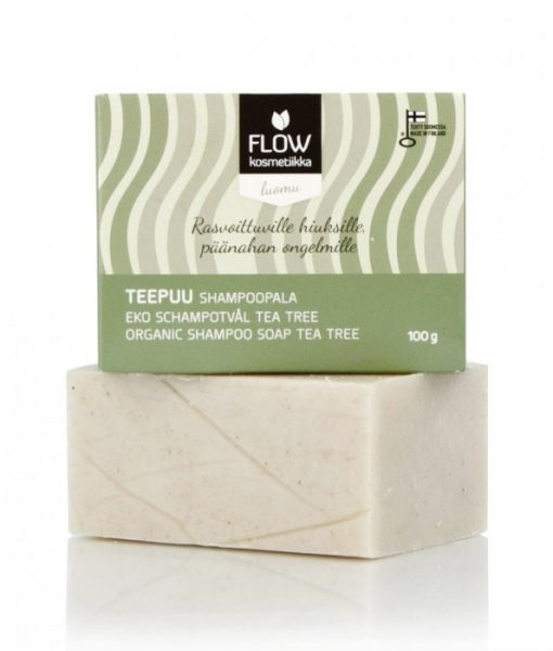 flow-sampon-tea-tree-100-g